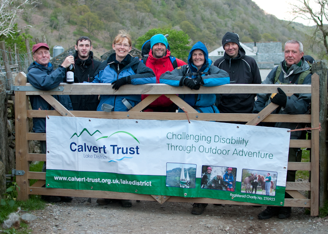 Great End The Calvert trust