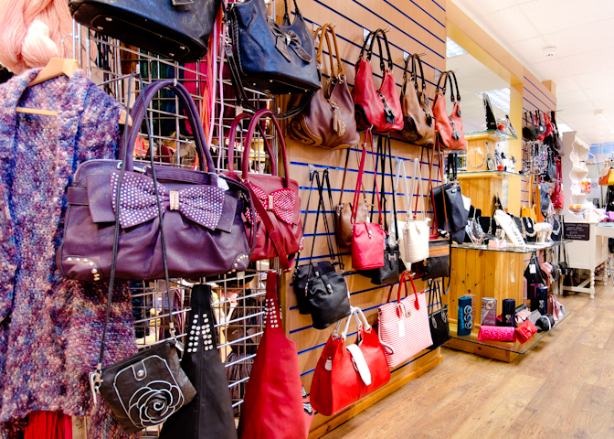 The Handbag Shop